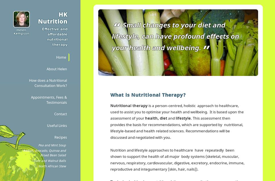Click to view the HK Nutrition site