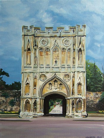 VIEW DETAILS: The Abbey Gate