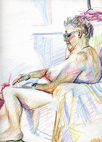 VIEW DETAILS: Life Drawing